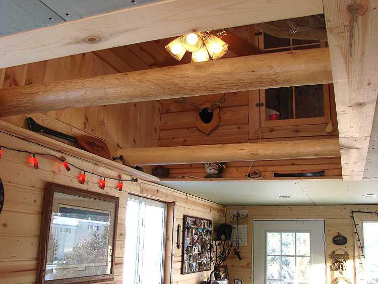 16x24 Owner built Cabin