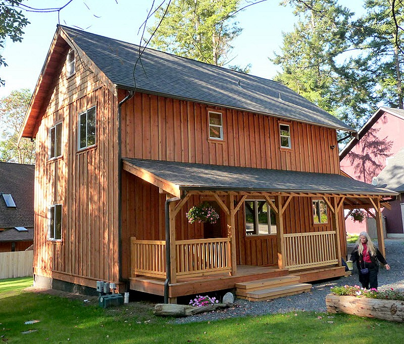 20' wide universal cottage