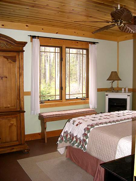 main floor bedroom