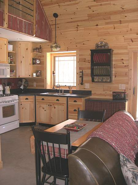 Owner Built 20x34 Cabin