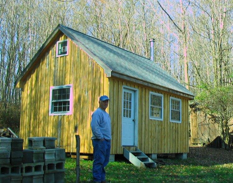 14 x 20 Cabin