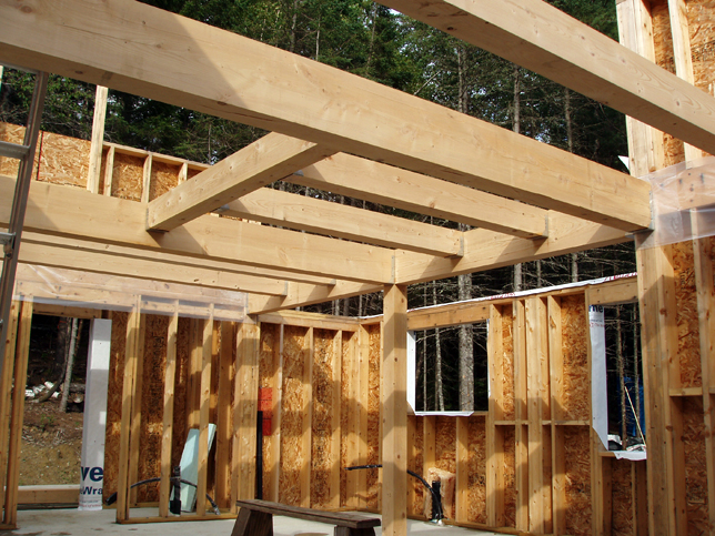 beam framing