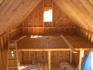 14 X 24 Owner Built Cabin
