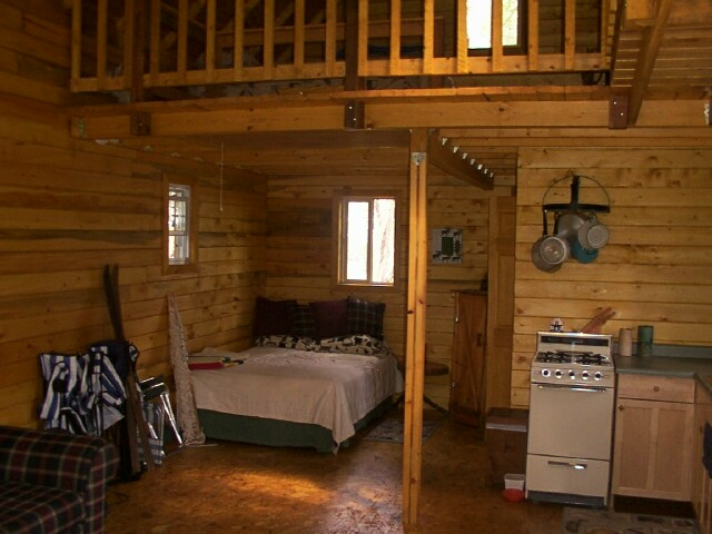 14 x 24 owner-built Cabin