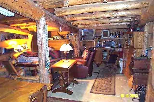 Gallery For Underground House Interior